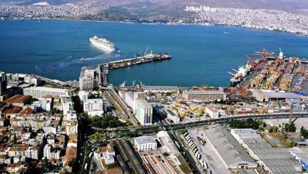 İzmir Limanı - Sputnik Türkiye