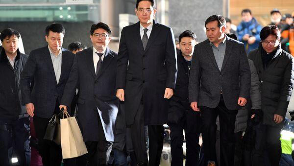 Samsung Başkan Yardımcısı Lee Jae-yong - Sputnik Türkiye