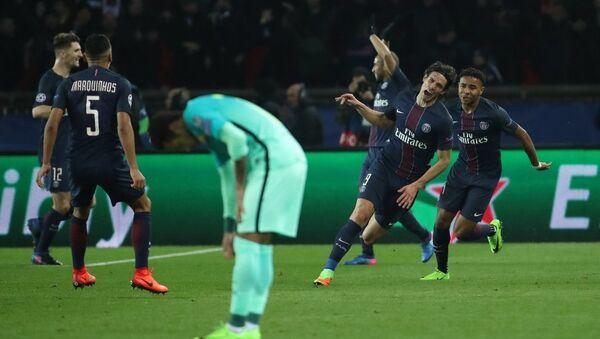 Paris Saint-Germain - Barcelona - Sputnik Türkiye