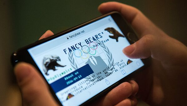 Fancy Bears hacker grubu - Sputnik Türkiye