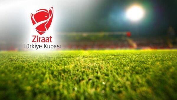 Ziraat Türkiye Kupası - Sputnik Türkiye