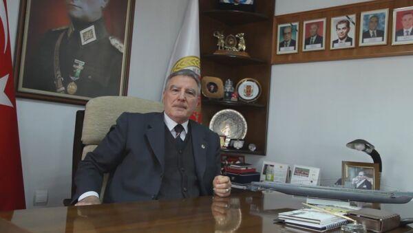Emekli Korgeneral Erdoğan Karakuş - Sputnik Türkiye