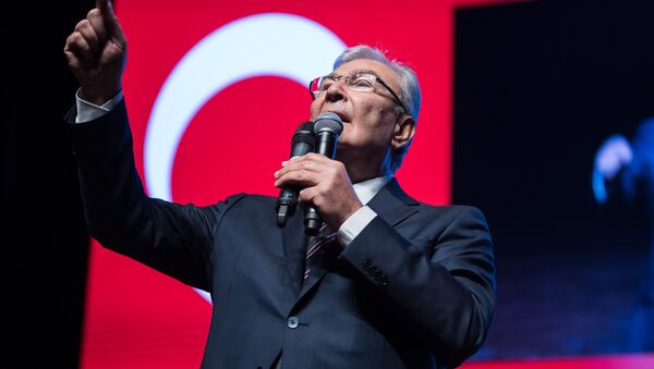 CHP Antalya milletvekili Deniz Baykal - Sputnik Türkiye