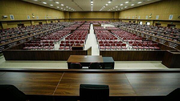 Darbecilerin yargılanacağı yeni duruşma salonu - Sputnik Türkiye