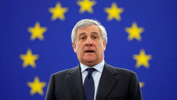 AP Başkanı Antonio Tajani - Sputnik Türkiye