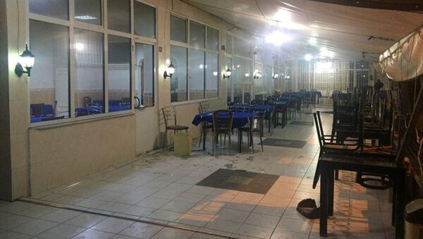 Fatih'te kahvehaneye silahlı saldırı - Sputnik Türkiye