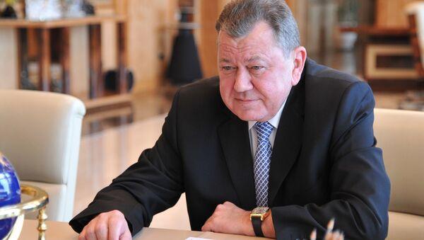 Rusya Dışişleri Bakan Yardımcısı Oleg Sıromolotov - Sputnik Türkiye