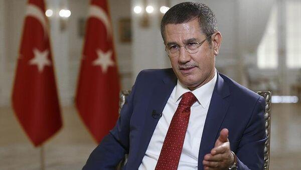 Nurettin Canikli - Sputnik Türkiye