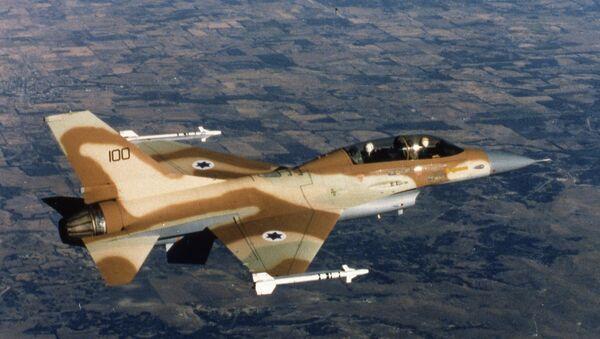 İsrail hava güçleri / F-16 - Sputnik Türkiye