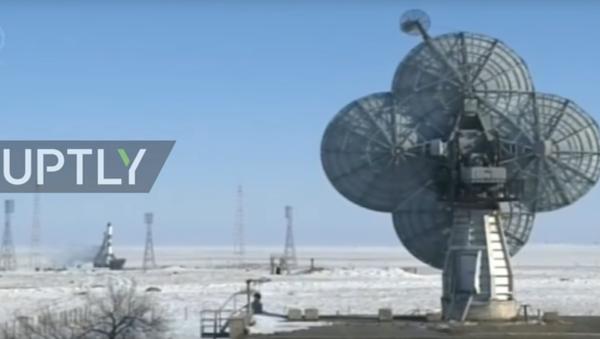 Rusya'nın Uluslararası Uzay İstasyonu'na (UUİ) ikmal kargosu taşıyan Progress 66 mekiği, yerel saatle 11.58'te Kazakistan'daki Baykonur Uzay Üssünden fırlatıldı. - Sputnik Türkiye