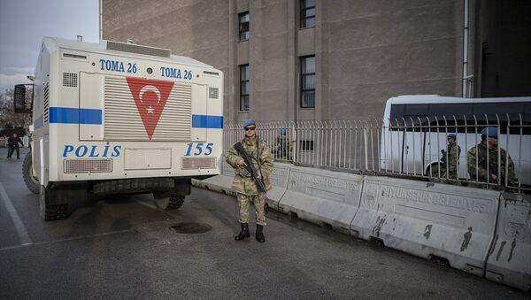 Ömer Halisdemir'in öldürülmesi davası - Sputnik Türkiye