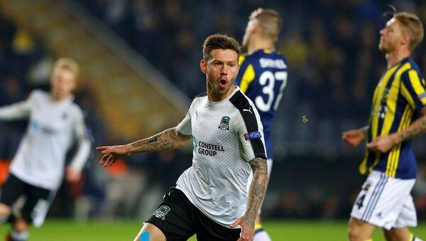 Krasnodar - Fenerbahçe - Sputnik Türkiye