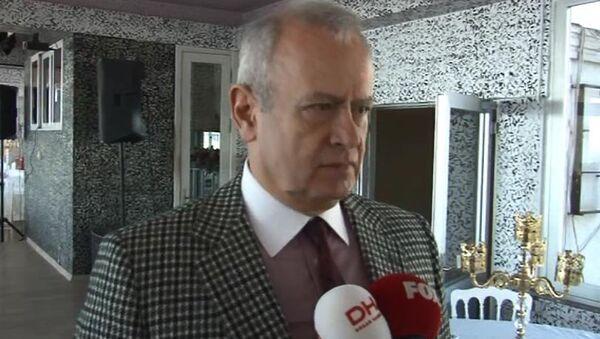Şişli Belediye Başkanı Hayri İnönü - Sputnik Türkiye