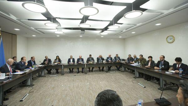 Cenevre'deki Suriye barış görüşmeleri - Sputnik Türkiye
