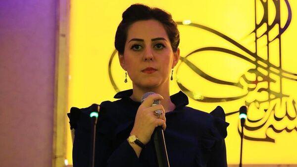 Nilhan Osmanoğlu - Sputnik Türkiye