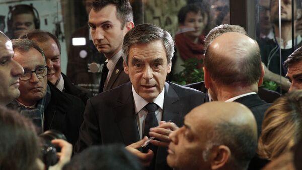 Fransız cumhurbaşkanı adayı François Fillon - Sputnik Türkiye