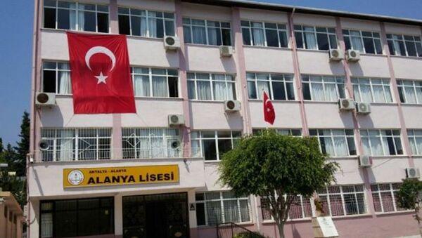 Alanya Lisesi - Sputnik Türkiye