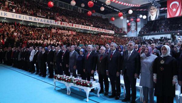 AK Parti'nin referandum etkinliği - Sputnik Türkiye