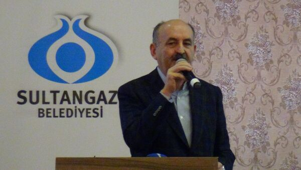 Çalışma ve Sosyal Güvenlik Bakanı Mehmet Müezzinoğlu, - Sputnik Türkiye