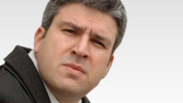 Haluk Hepkon - Sputnik Türkiye