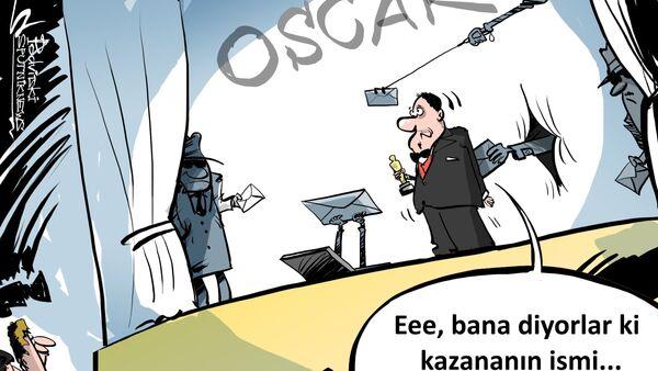 Oscar Ödülleri törenini de 'Rusya hackledi' - Sputnik Türkiye