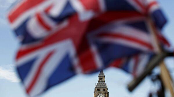 İngiltere bayrağı - Sputnik Türkiye