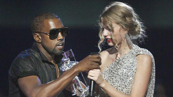 Kanye West - Taylor Swift - Sputnik Türkiye