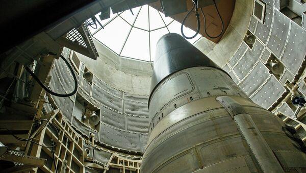 Nükleer füze - Sputnik Türkiye