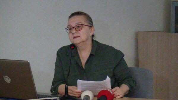 Mücella Yapıcı - Sputnik Türkiye