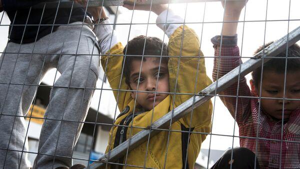 Sığınmacı krizi milyonlarca kişiyi etkiledi - Sputnik Türkiye
