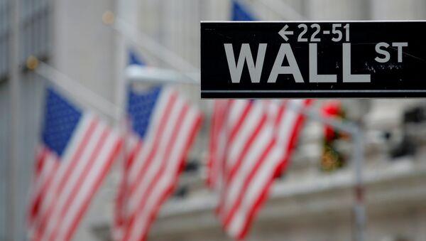 Wall Street / ABD ekonomisi - Sputnik Türkiye