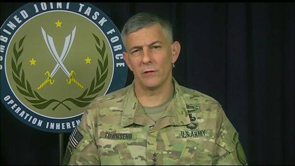 ABD'li Korgeneral Stephen Townsend - Sputnik Türkiye