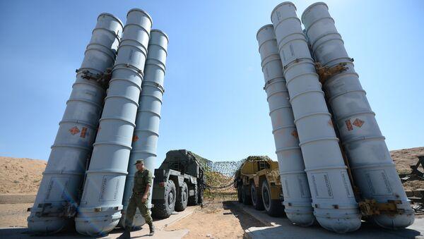 S-300 füze savunma sistemi - Sputnik Türkiye