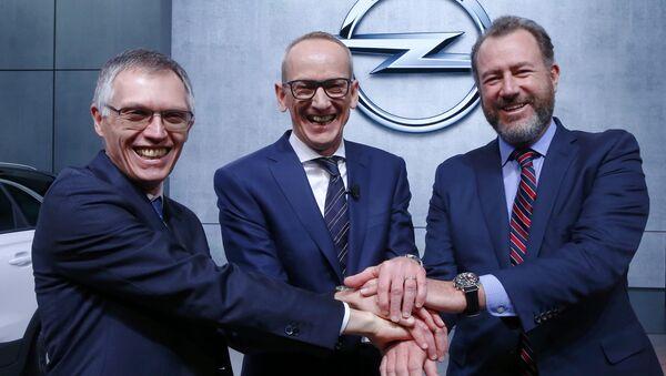 Opel - Sputnik Türkiye