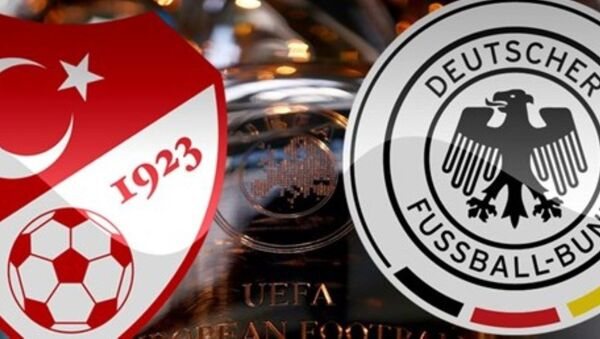 EURO 2024 - Türkiye - Almanya - Sputnik Türkiye