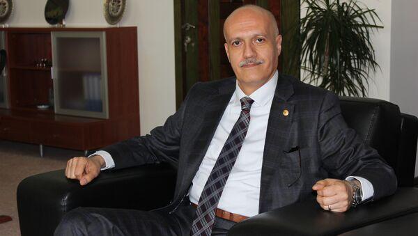 Maltepe Üniversitesi Rektörü Prof. Dr. Şahin Karasar - Sputnik Türkiye