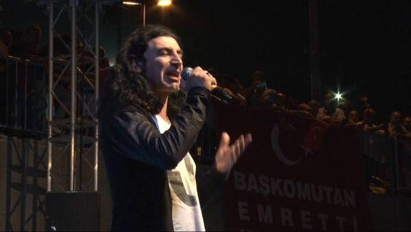 Murat Kekilli - Sputnik Türkiye