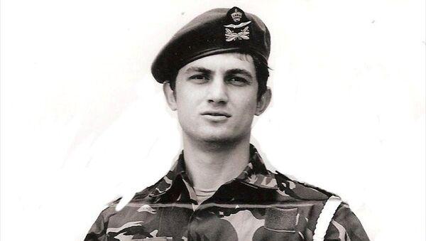 Emekli Hollanda askeri Halil İbrahim Kurt - Sputnik Türkiye
