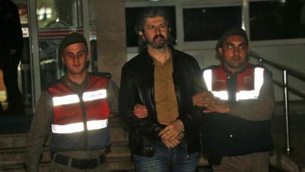 Eski 1.s ınıf Emniyet Müdürü Mustafa Taner Şentürk - Sputnik Türkiye