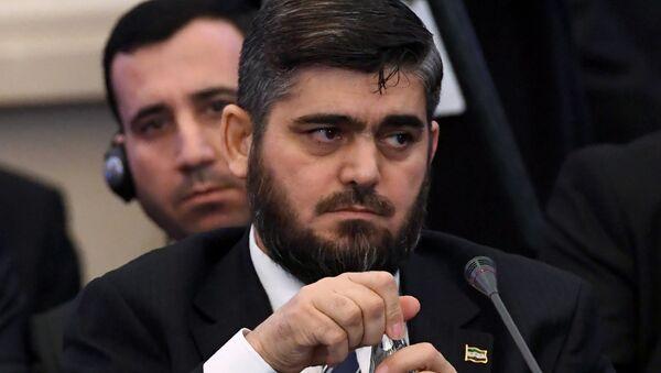 Muhammed Alluş - Sputnik Türkiye