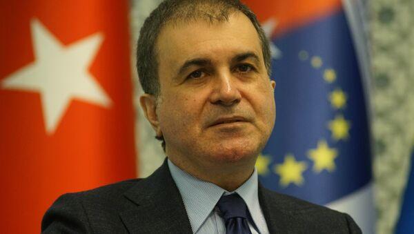 Ömer Çelik - Sputnik Türkiye