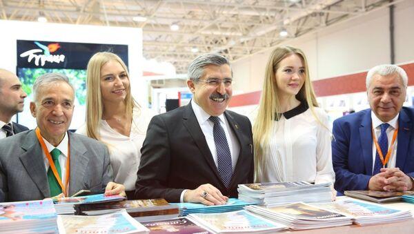 Kültür ve Turizm Bakan Yardımcısı Hüseyin Yayman - Sputnik Türkiye