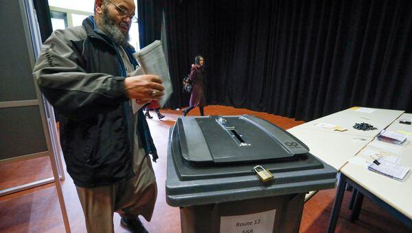 Hollanda'da seçimler yapılıyor - Sputnik Türkiye