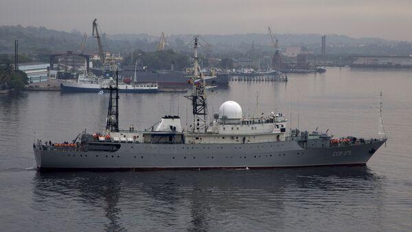Rus gemisi Viktor Leonov - Sputnik Türkiye