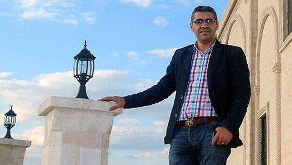 Süryani Birliği Derneği Başkanı Yuhanna Aktaş - Sputnik Türkiye