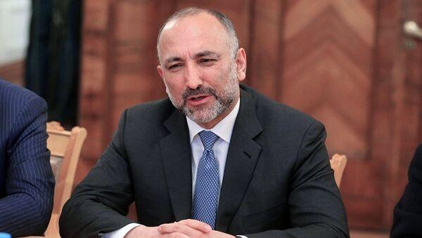 Muhammed Hanif Atmar - Sputnik Türkiye
