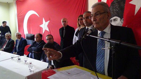 Deniz Baykal - Sputnik Türkiye