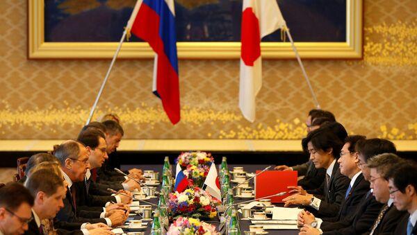 Rusya- Japonya - Sputnik Türkiye