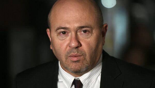 İsrail'in Rusya Büyükelçisi Gary Koren - Sputnik Türkiye