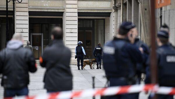 Fransa mali savcılığında polis araması - Sputnik Türkiye